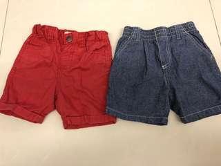 (Bundle Sales) Fox & Kids Headquarters shorts