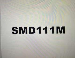 Reasonable Price for Auspicious Car Plate SMD111M for Grab Before Is Sold.
