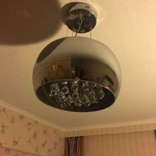 Glass ceiling light 天花燈