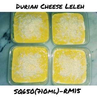 Durian Cheese Leleh