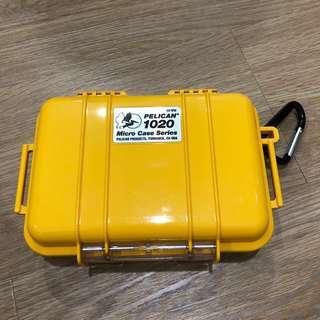 Yellow Pelican Case