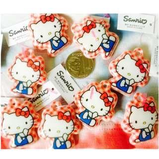Hello Kitty Charms - 8 pcs
