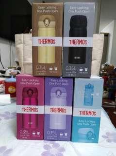 Thermos 350ml保温真空瓶每一個售價$178