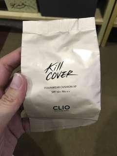 Clio kill cover