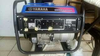 Yamaha EF2600D 發電機(全新)