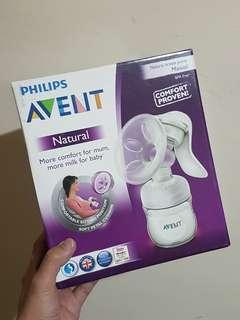 Philips Avent Natural Breast Pump (Manual)