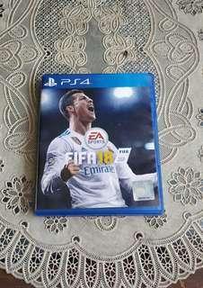 Kaset Game BD PS4 FIFA 2018 FIFA 18 REG 3 ORIGINAL
