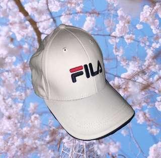AUTHENTIC FILA CAP