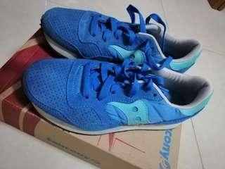 Saucony Blue Shoes