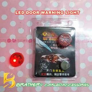 (9) LED Door Warning Light