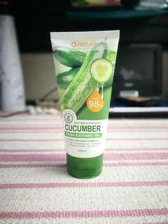 Hand lotion cucumber