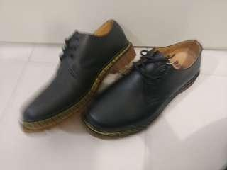 Fashion Classic England Martin Shoes Round Oxford College LaceCasual Shoes