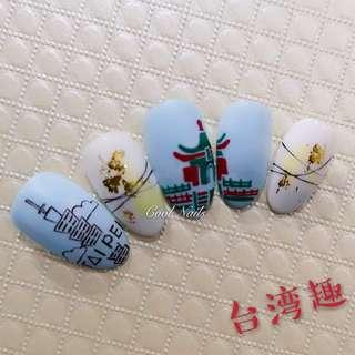 Manicure designs ~ Taiwan