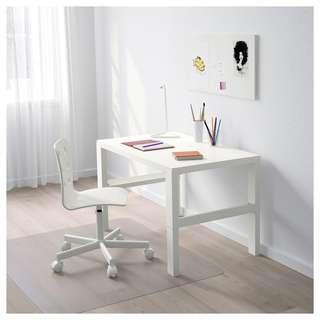 IKEA PAHL legs for Adjustable table with Separate TOP