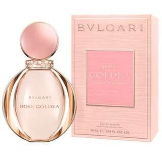 Bvlgari rose goldea eau de parfum 50 ml
