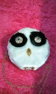 Tas lucu tas pesta owl / tas burung hantu bulu bulu