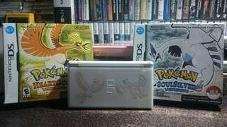 DS lite Ho Oh  and Lugia