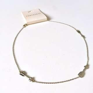 Forever 21 Dainty Necklace #H&M50