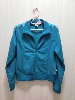 🚚 綠色立領外套