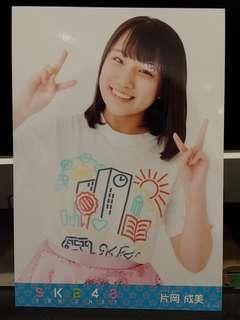 Ske48 片岡成美 2018 單獨春Con 藍光/ DVD 內封生寫真