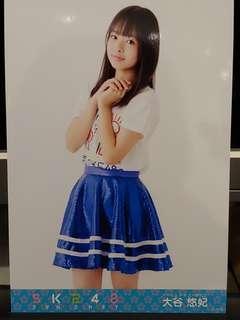 Ske48 大谷悠妃 2018 單獨春Con 藍光/DVD 內封生寫真