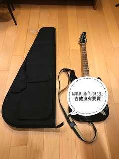 台製電吉他袋 (made in Taiwan) electric guitar gig bag
