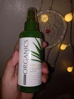 BENCH ALOE FACE AND BODY MIST