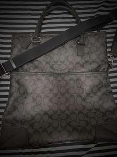 Coach Business Bag for Men (slightly used)