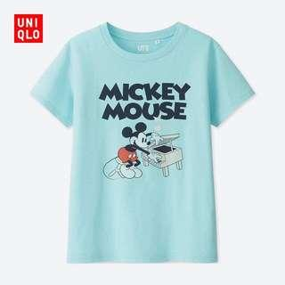Uniqlo inspired tshirt