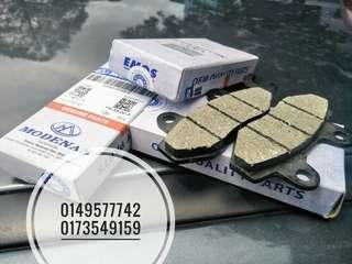 brake pad kriss / 125zr / lc v1 es / lc 5s