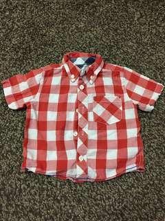 Mothercare boy's shirt