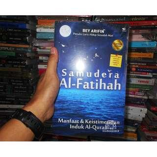 Original Buku Samudera Al Fatihah manfaat & keistimewaan induk al-qur'an karya Bey Arifin