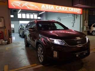 Lease-To-Own / Rent Kia Sorento SUV