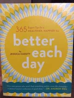 Better each day 365