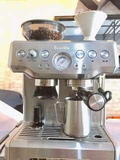 Expresso Machine with Free Coffee Beans