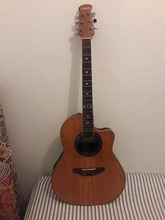 Acoustic-electric 6 string
