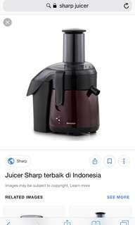 Juicer Sharp