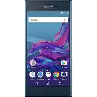 Xperia XZ US Variant And Sony SBs XB10 Blutooth Speaker