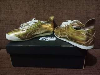 Preloved Onitsuka Tiger Gold