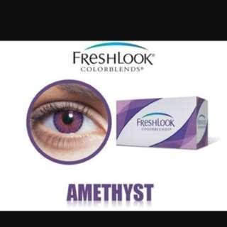 Freshlook Colorblends Contact Lens Amethyst
