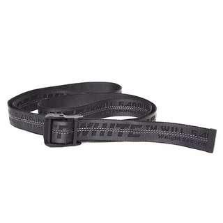 Off-white belt - black
