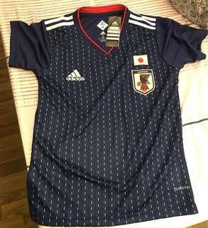 e4f30d0c4ecd Japan jersey World Cup 2018 Russia adidas small