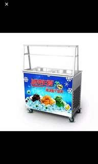 Ice Cream Roll / Shave Ice Machine