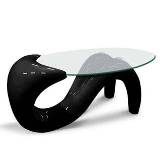 Modern Style Glass Coffee Table ♥️