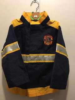 Gymboree Firefigther coat