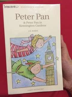 Peter Pan and Peter Pan in Kensington Palace by J.M.Barrie