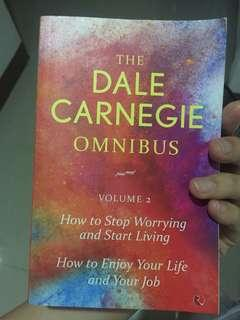 How to stop worrying and star living