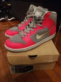 Nike Dunk High Hyperfuse