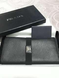 #DEC50 PRADA Authentic Wallet