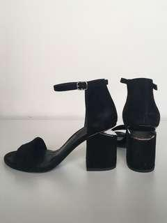 Alexander Wang Abby Sandal Shoe with Cutout